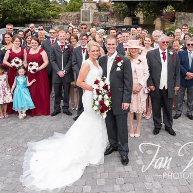 Sunderland Wedding Photographer-Amy and