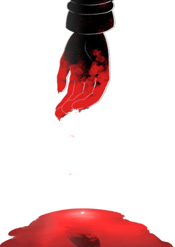 Teaser Image-Bloody Hand