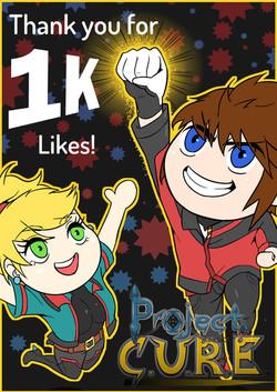 1K Likes
