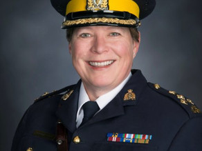 Blogpost #3 - Portrait de Brenda Lucki, Commissaire de la Gendarmerie Royale du Canada