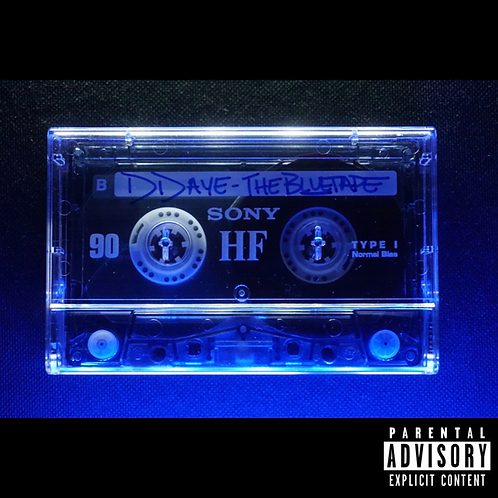"""""""The bLue Tape"""" EP by D Daye Hunter"""