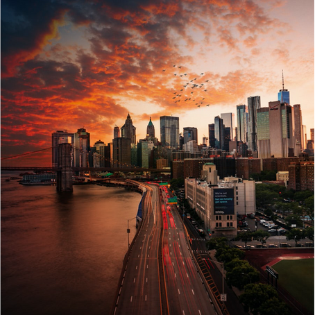 """You Don't Know New York featuring """"New York State of Mind"""""""