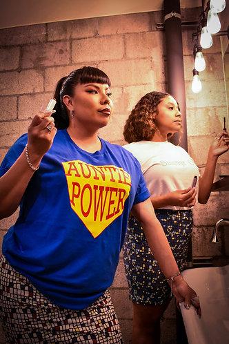 """""""Auntie Power"""" Tee"""