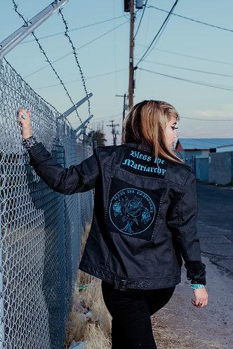 Bless the Matriarchy Custom Jacket