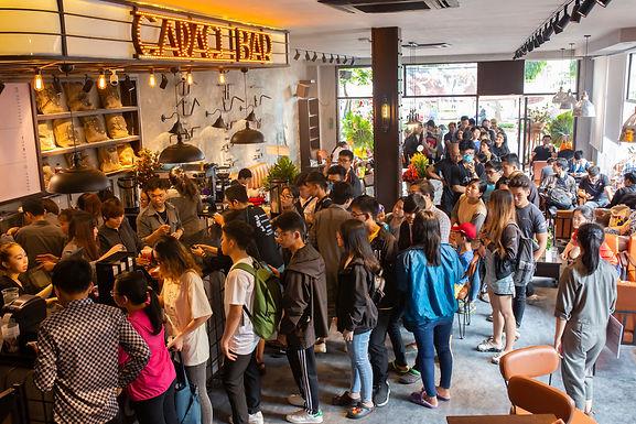 Những sai lầm cần tránh khi kinh doanh quán cà phê
