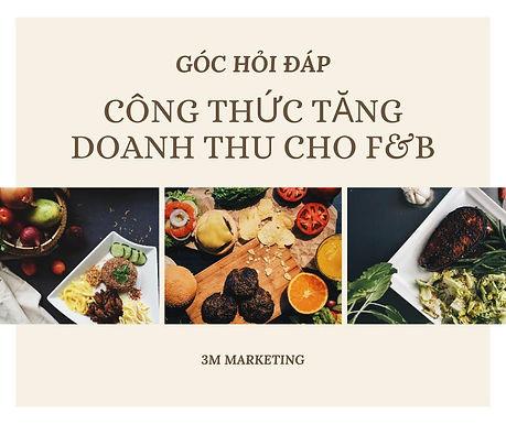 NHỮNG ĐIỀU MÀ CHỦ NHÀ HÀNG/ QUÁN CAFE NÊN BIẾT KHI THỰC HIỆN UPSELLING TRONG MẢNG F&B