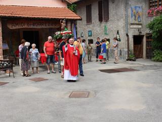 Processione a Boarezzo