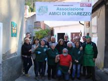 Castagnata Boarezzo 2017