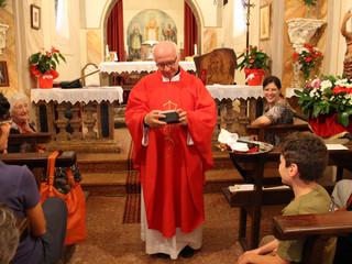 Santa Messa a Boarezzo
