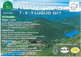 Festa di valle 85 grupo alpini valganna boarezzo