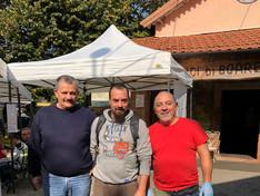 Castagnata Boarezzo - 2018