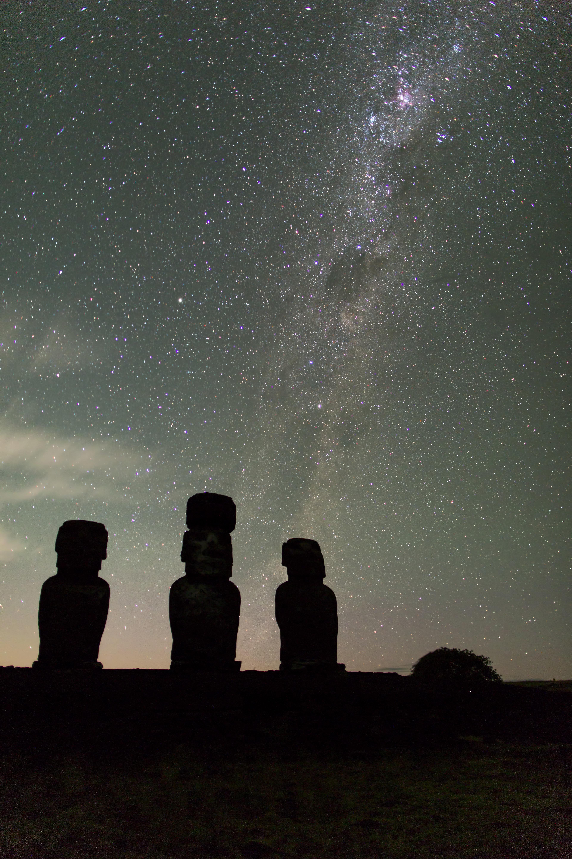 Milky Way EasterIsland