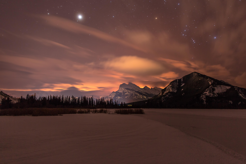 Banff Christmas Lights