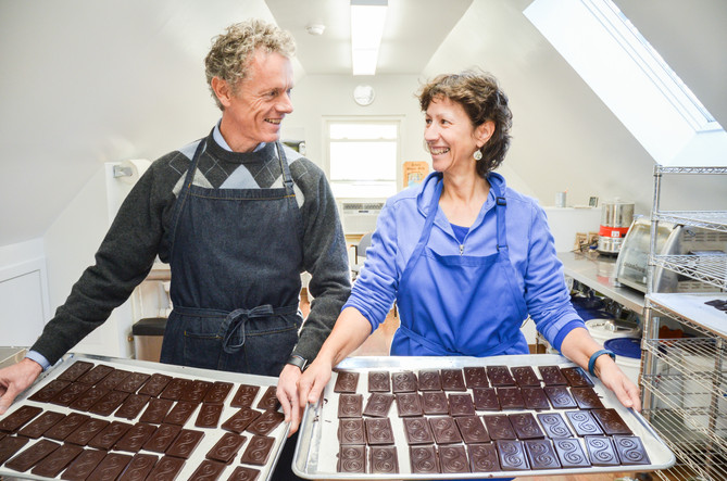 Of Chocolate Bars & Cacao Farmers