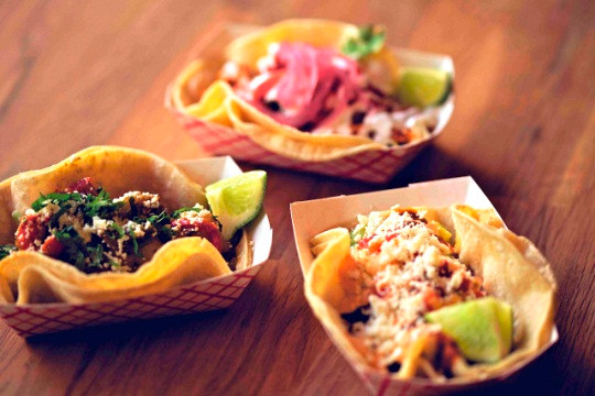 A WOW Guide: New York City's Street Food