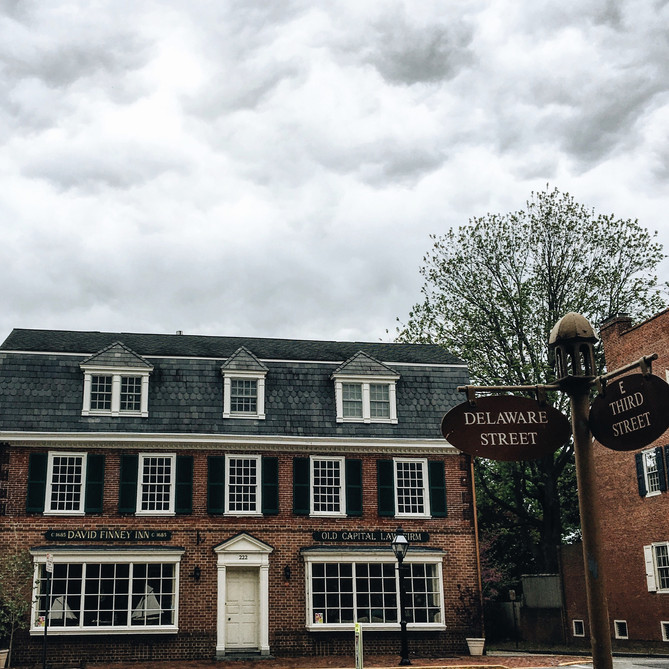An Afternoon in Historic New Castle