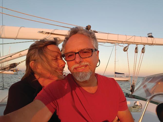 The Seafaring Radio Host