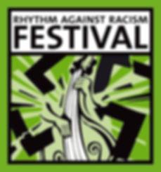 Rhythm Against Racism Festival Potsdam-Logo