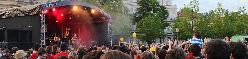 Rhythm Against Racism Festival Potsdam