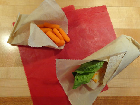 Make a difference using Little Lunches Reusable Wraps in your childs lunch and at home.