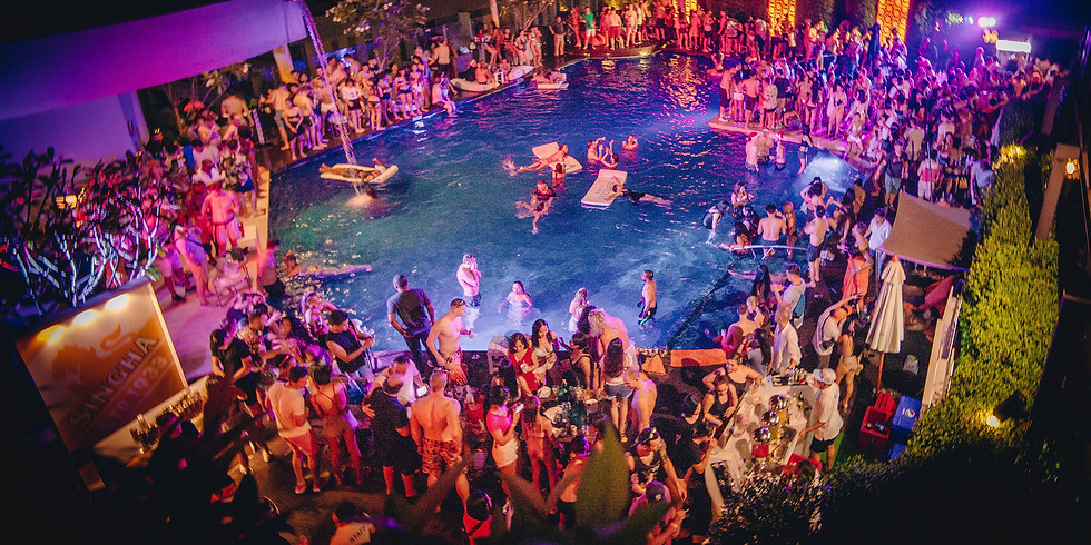 WESTIN POOL PARTY ✭ 3RD ANNIVERSARY 16 FEBRUARY 2019
