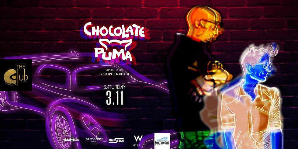 CHOCOLATE PUMA [NL] 3 NOVEMBER 2018