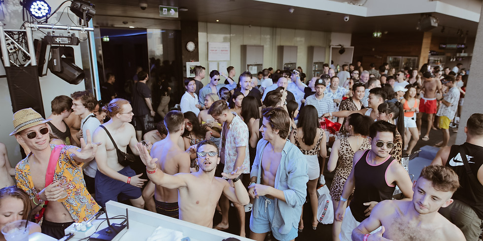 SO POOL PARTY 26 OCTOBER 2019