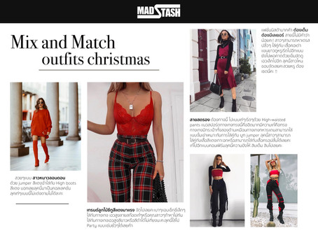 Mix & Match Outfits for Christmas