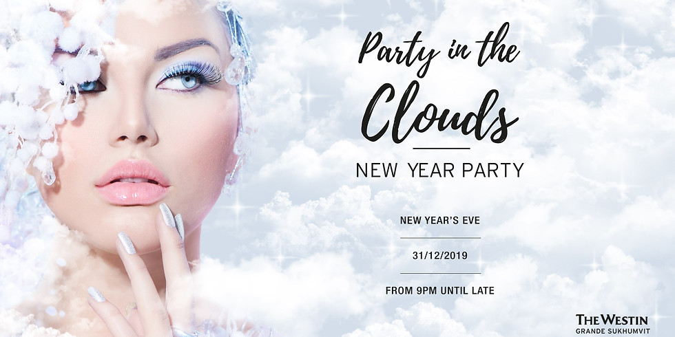 PARTY IN THE CLOUDS - New Year's Eve