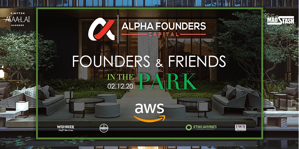 FOUNDERS & FRIENDS | Wednesday 2 December 2020
