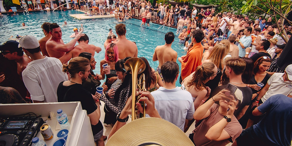 WESTIN POOL PARTY 17 AUGUST 2019