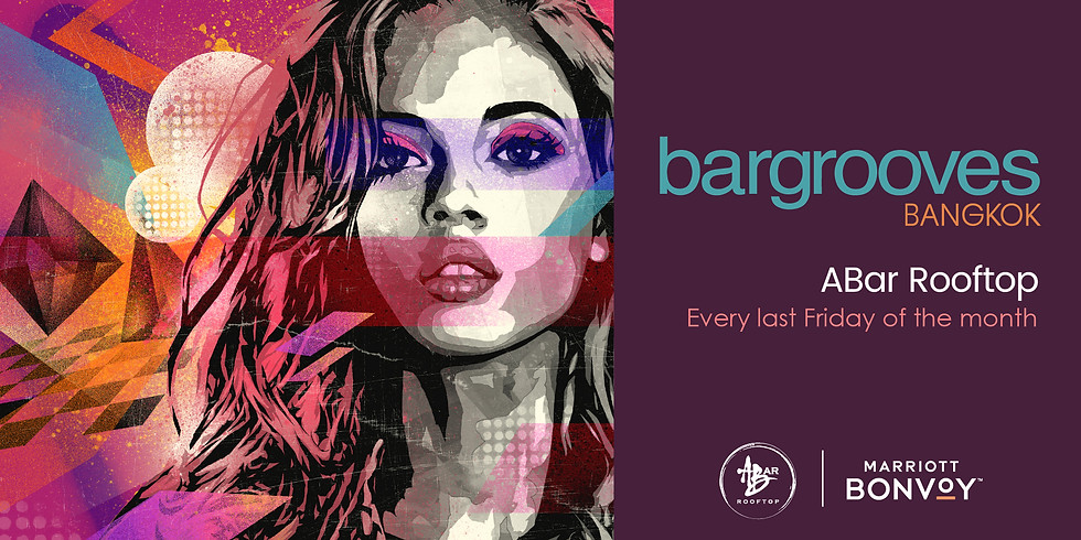 BARGROOVES at ABAR ROOFTOP 27 DECEMBER 2019