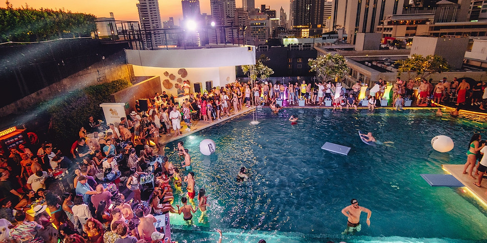 WESTIN POOL PARTY 21 DECEMBER 2019