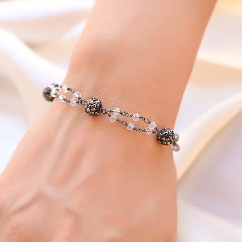 Black PAVE Bracelet