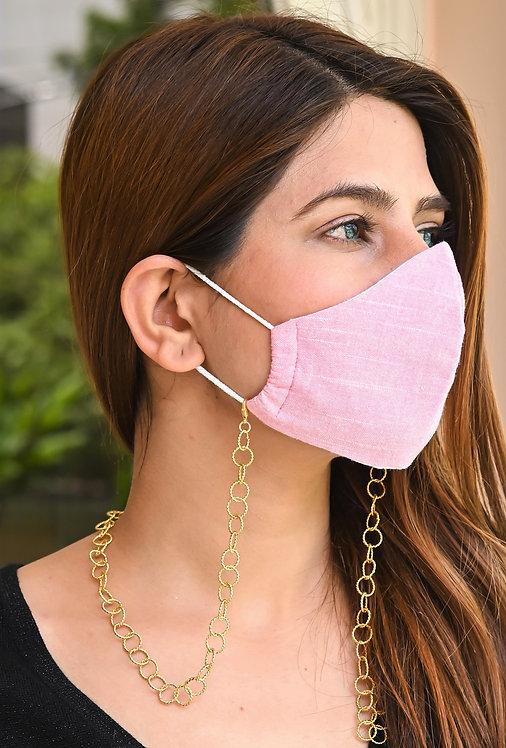 TWIST  Golden Chain   Necklace/ Mask Chain/Eyeglass Chain