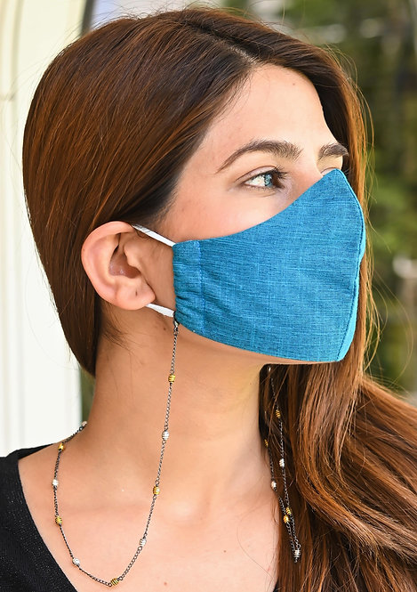 UNISEX  BARREL  Chain   Necklace/ Mask Chain/Eyeglass Chain
