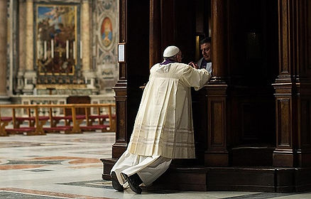 confession pope francis