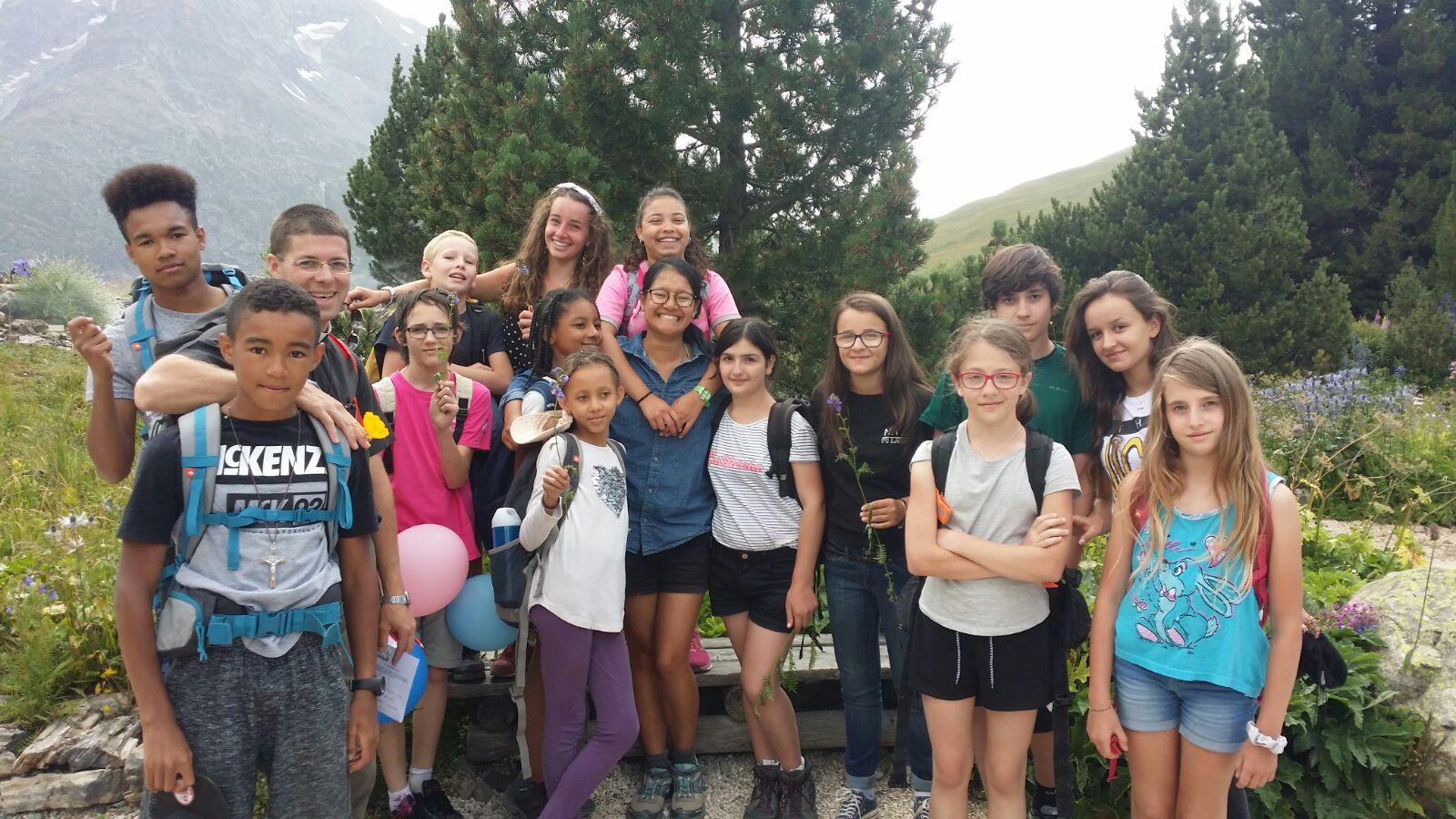 Eté 2017 _ Camp montagne2