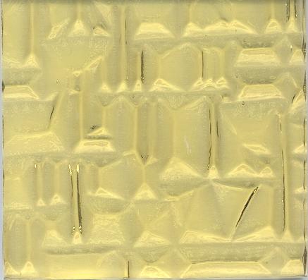 Abstracto jaune