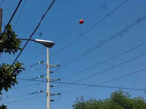 Boyas señalizacion lineas electrica EFISA