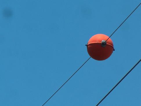 Boyas para lineas de alta tensión EFISA