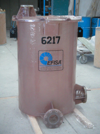 Tanque 500 litros EFISA