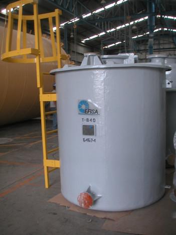 Tanque 3,000 litros EFISA