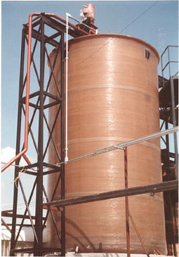 Reactor 100,000 litros EFISA