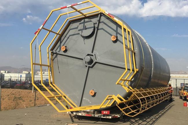 Tanque 160,000 litros EFISA