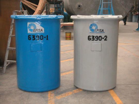 Tanque 750 litros EFISA