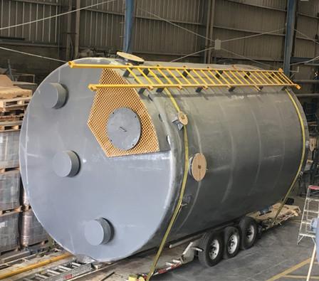 Tanque 75,000 litros EFISA