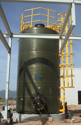 Tanque 50,000 litros EFISA