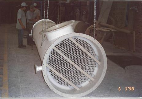 F48 torre lavadora  de gases de poliprop