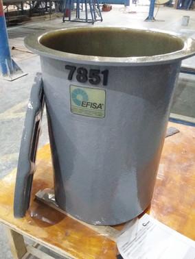 Tanque 100 litros EFISA